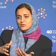 Panel Discussion with Sheikha Lubna al-Qasimi